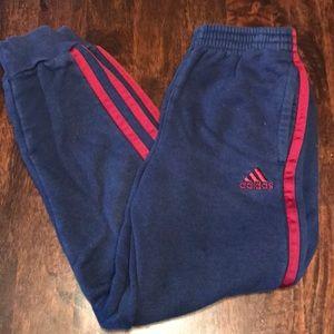 Boy adidas joggers